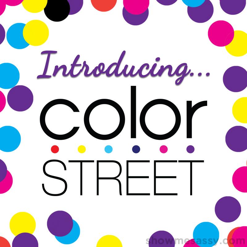 Color Street - Show Me Sassy